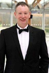 Wedding Presenter, DJ and Master of Ceremonies Colin Cook