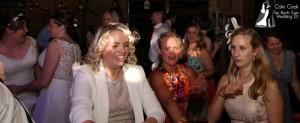 Treehouse Wedding, Alnwick, Northumberland