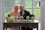 Wedding Ceremony at Woodhill Hall. Ceremony music by Colin Cook